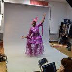 EMAJINARIUM spectacle de danse Free Spirit body painting costumes theatre de la madeleine contempo effets spéciaux accessoires