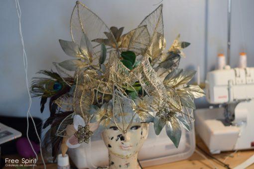coiffe headpiece emajinarium