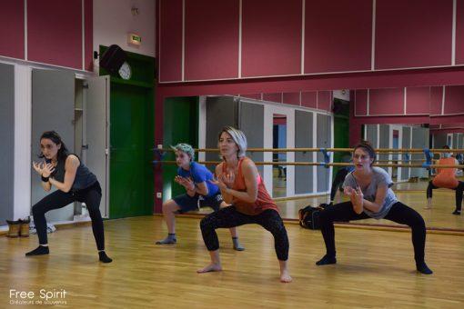 répétition de danse spectacle à paris salle Free Spirit Emajinarium