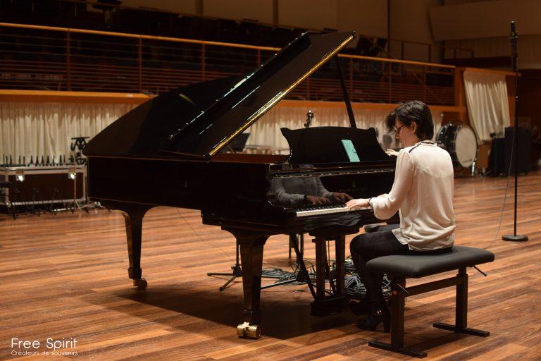 Emajinarium enregistrement musique bande originale opéra de paris free spirit