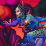 EMAJINARIUM spectacle vivant costumes danse par Free Spirit Fraise au Loup theatre de la madeleine decors