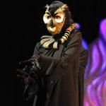 EMAJINARIUM Free Spirit Spectacle vivant costumé et dansant live show combining art performance theatre dance paris theatre de la madeleine jelly