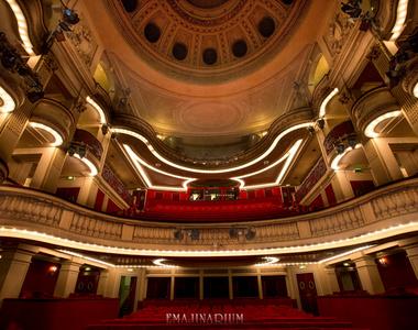 EMAJINARIUM theatre madeleine